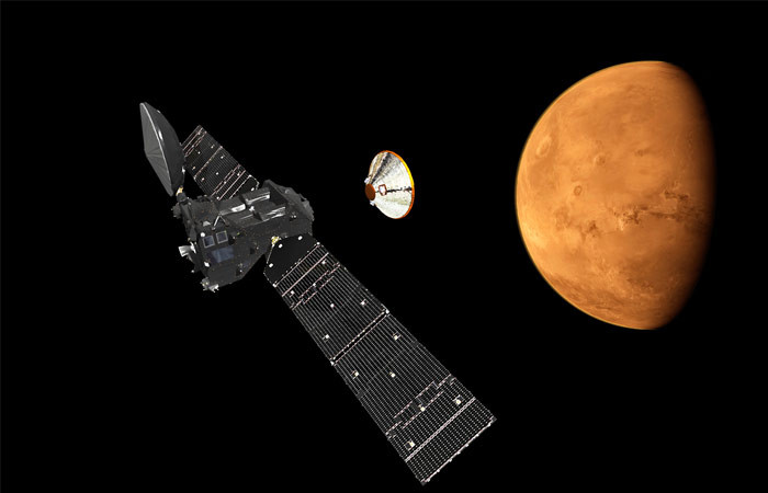 Марс сформировался вглавном поясе астероидов— Новая теория
