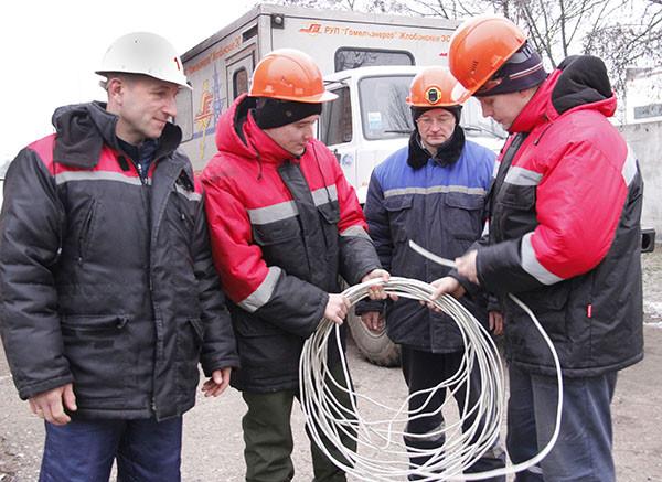 Электроснабжение нарушено в9 районах Приморья