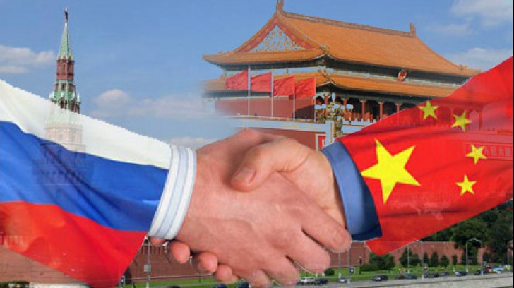 Товарооборот между Россией иКитаем весной вырос на15 процентов
