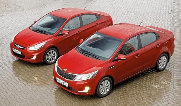 Хёндай  и Киа  отзовут неменее  200 000  авто из-за дефектных деталей