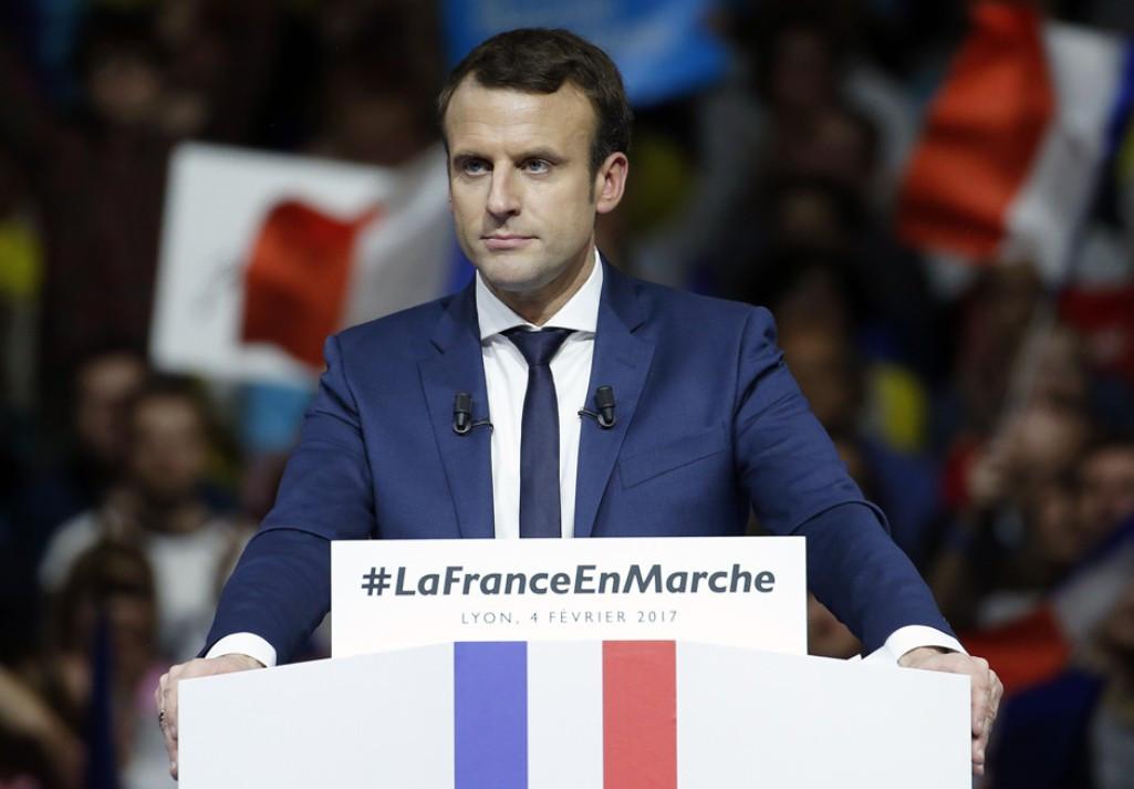 Э.Макрон опережает М.Ле Пен назаморских территориях Франции
