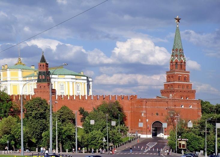 УКремля задержали 11-летнего школьника сбоеприпасами