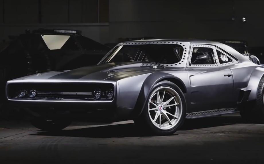 Представлен ТОП-10 наилучших автомобилей из фильмов «Форсаж»
