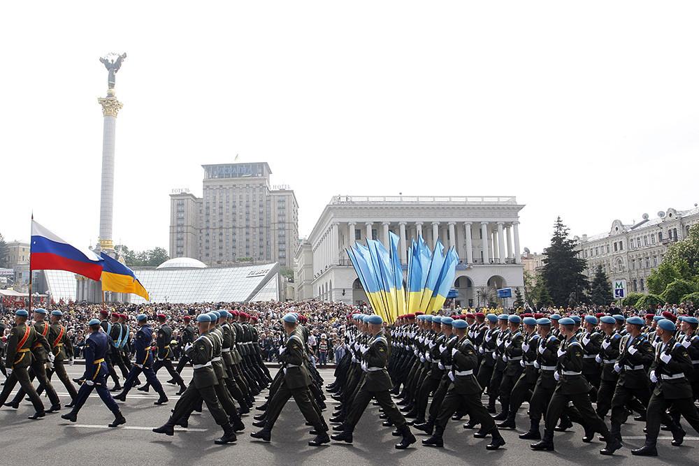 Вгосударстве Украина пояснили причину переноса выходного дня с9 на8мая