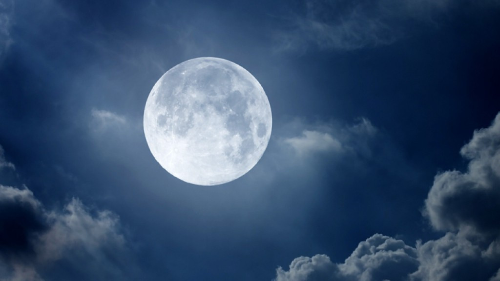 Кформированию Луны привело столкновение Земли сдругой планетой