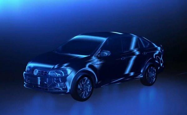 Новый VW  Virtus дебютирует кконцу осени  2017-ого года