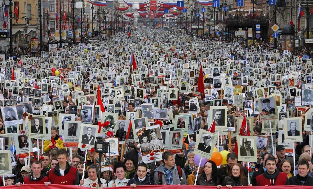ВТаиланде впервый раз проведут акцию «Бессмертный полк»