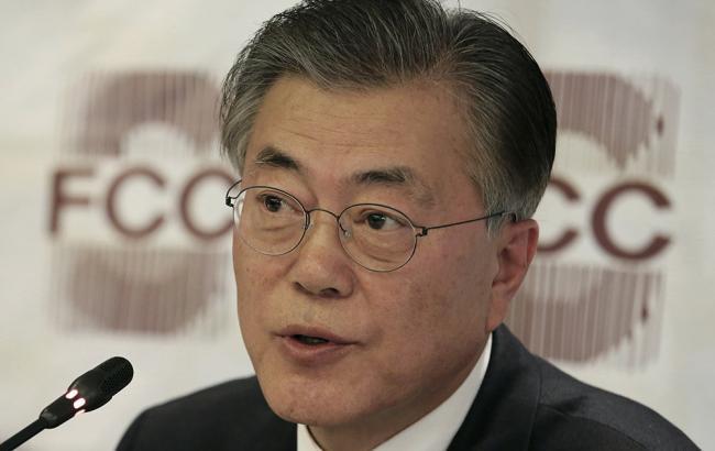 ВЮжной Корее выбрали  нового президента