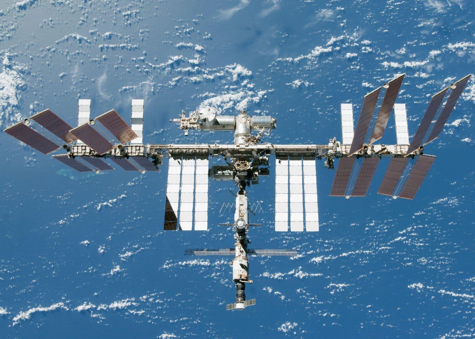 NASA хотят ликвидировать МКС ипохоронить еевТихом океане