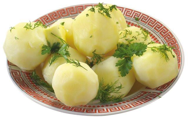 Употребление картофеля неприводит кожирению