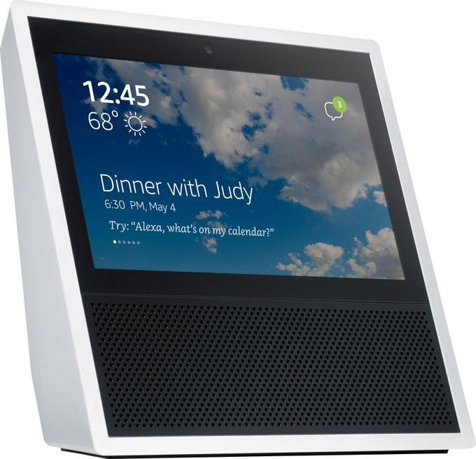 Amazon представляет новый Echo Show ссенсорным дисплеем ивозможностью делать звонки