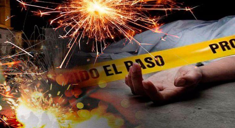 Из-за взрыва наскладе пиротехники вМексике погибли люди
