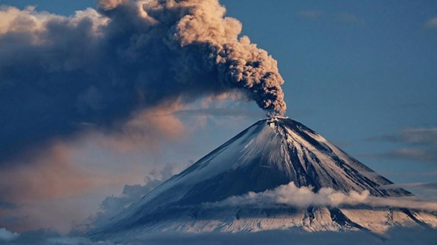 Сибирские ученые первыми в мире создали модель вулкана с помощью электронной пушки
