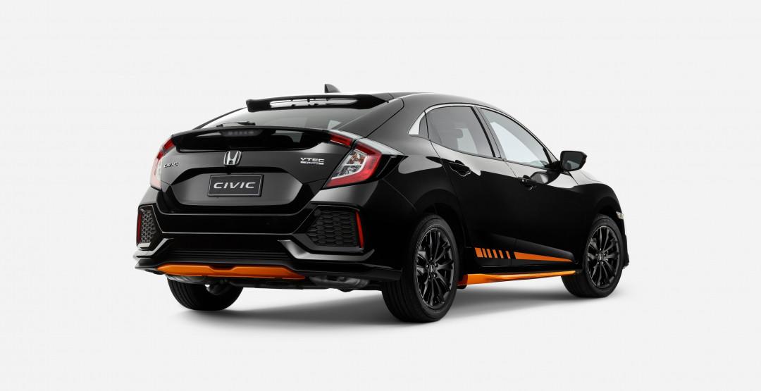 Нарынок выходит новый хэтчбэк Хонда Civic