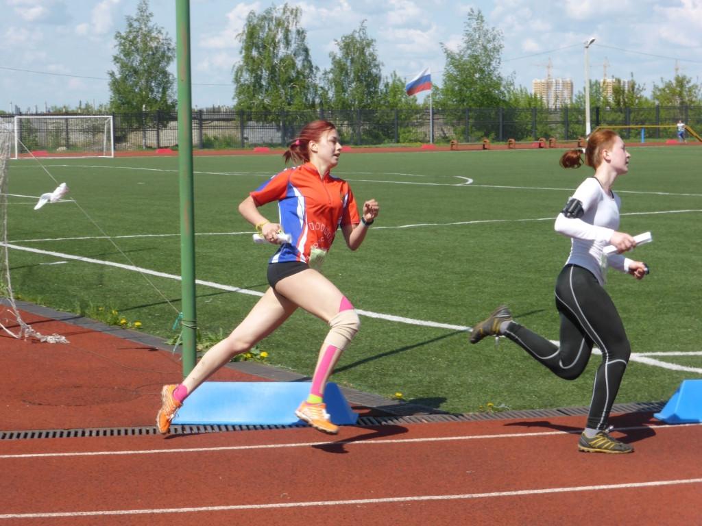 Алтайская ориентировщица выиграла чемпионат РФ