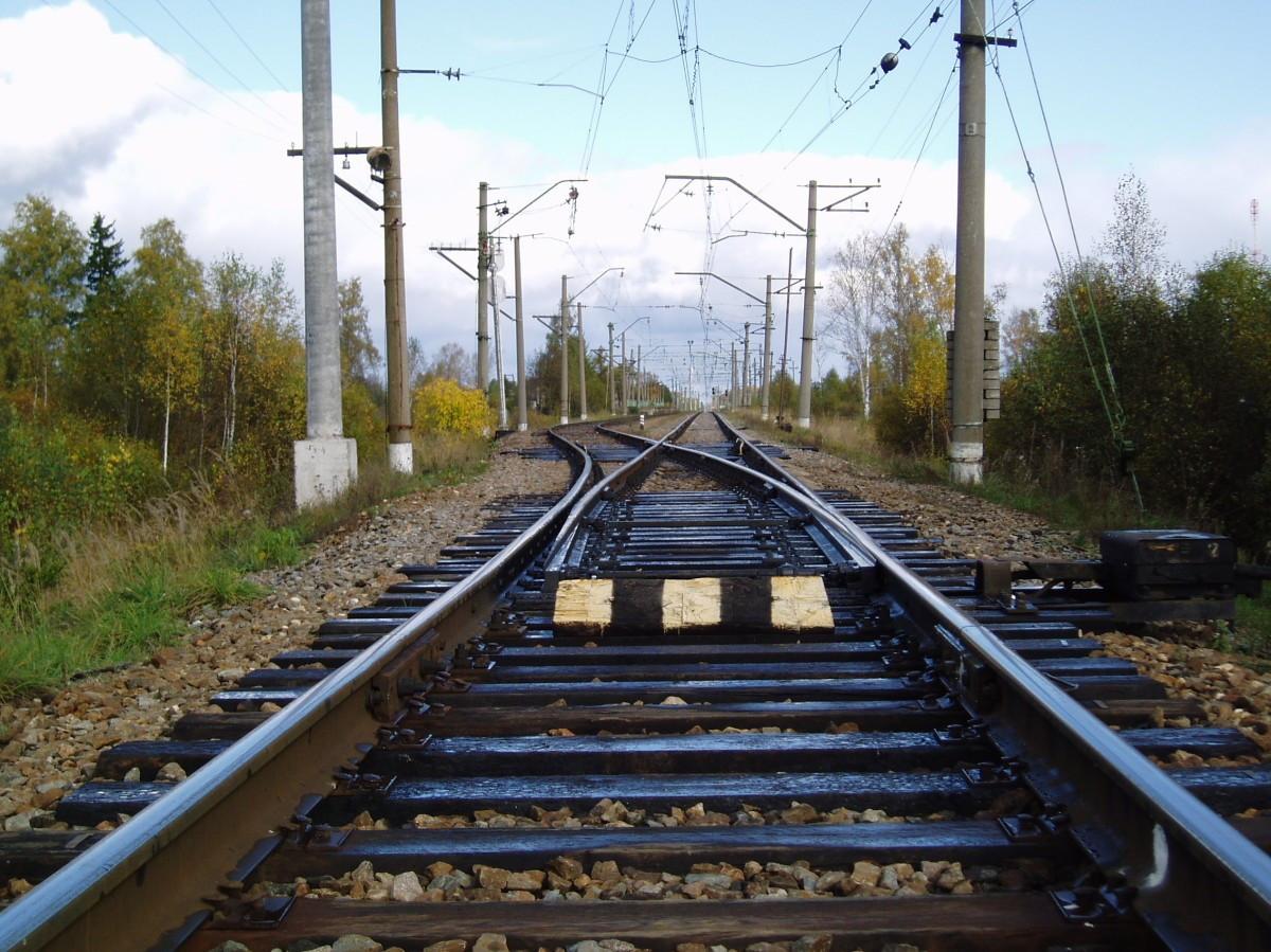 ВСмоленске женщина угодила под пассажирский поезд