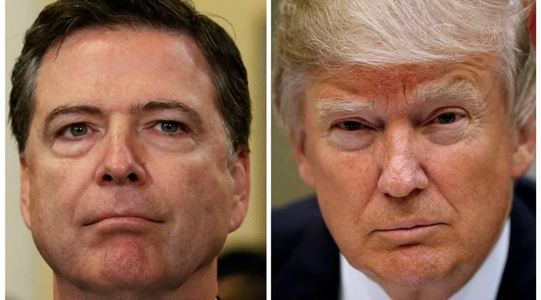 Трамп назвал причину увольнения директора ФБР