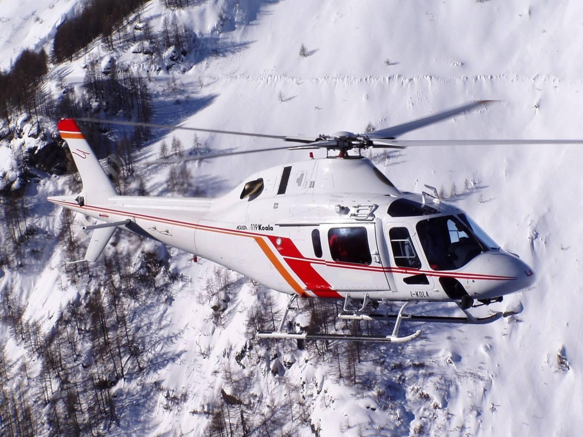 Вавстрийской коммуне упал вертолет, погибли два человека