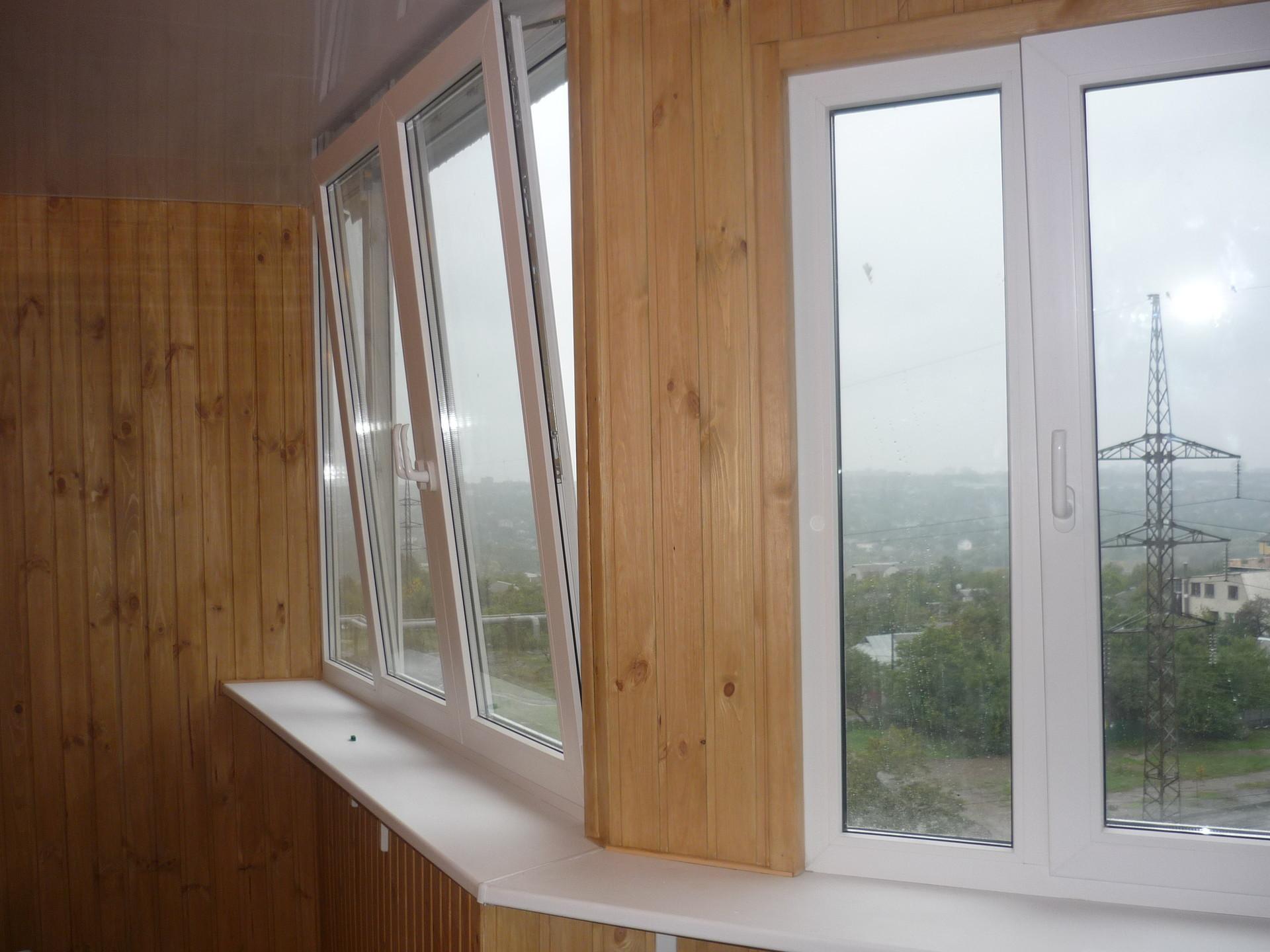 Остекление балконов, лоджий, окон: пвх, алюминий. в москве ,.