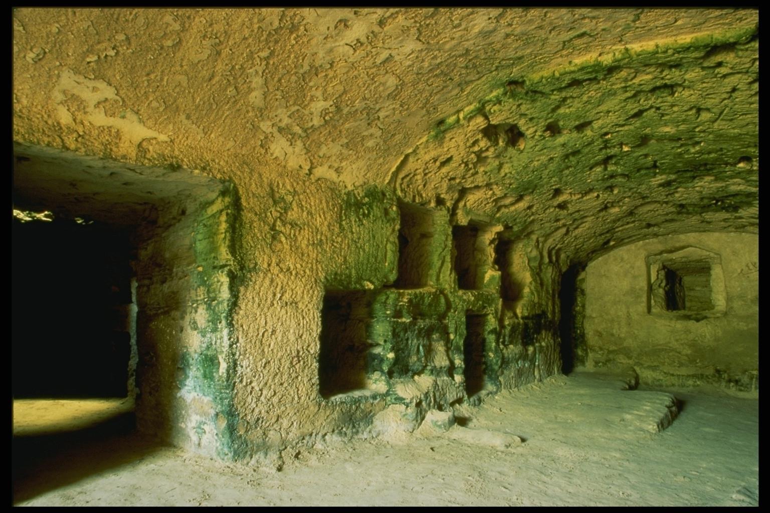 Археологи отыскали гробницы-катакомбы времен старинного Египта— Ученые