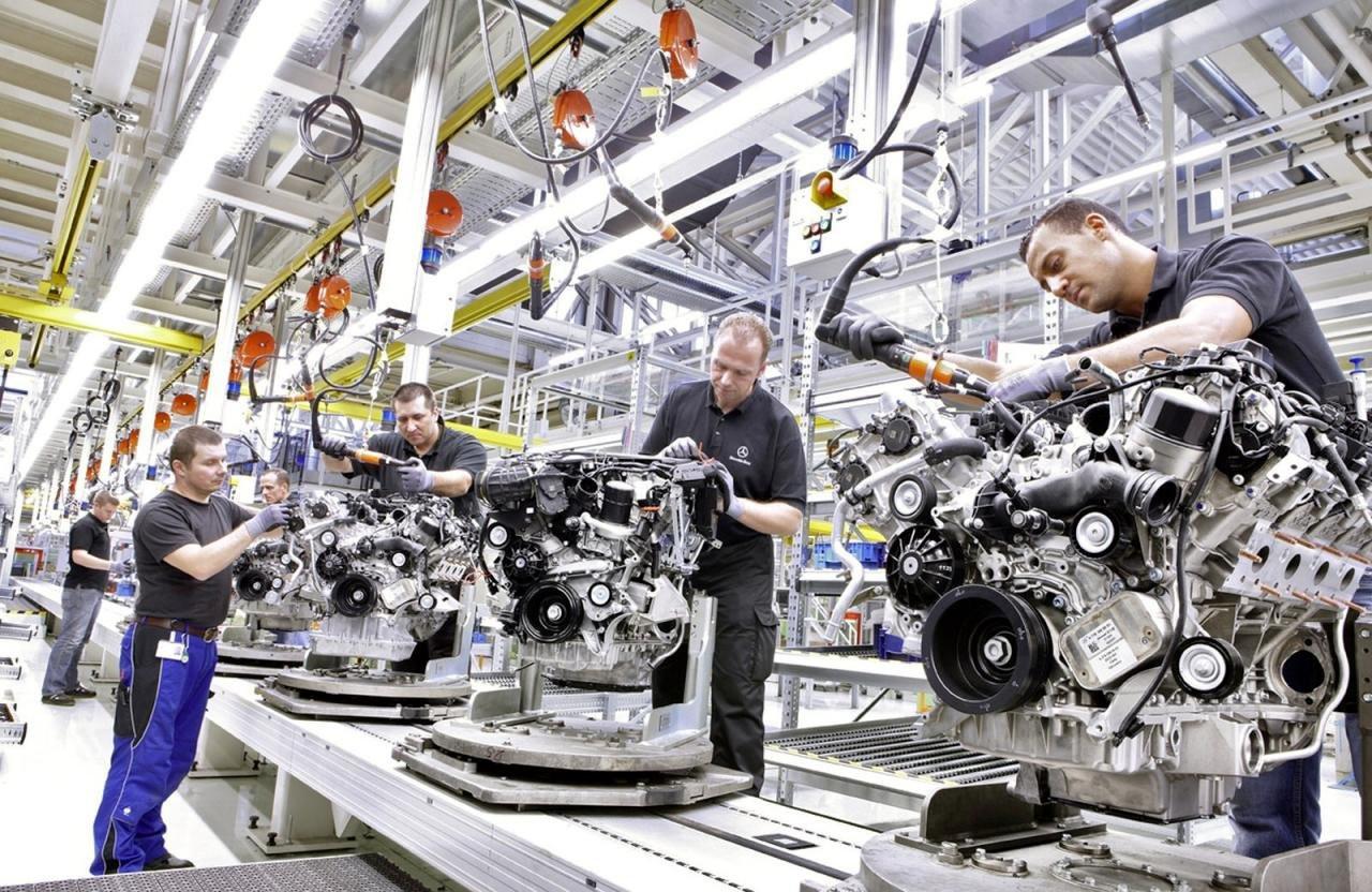Руководство Подмосковья предоставит заводу предприятия Daimler налоговые льготы