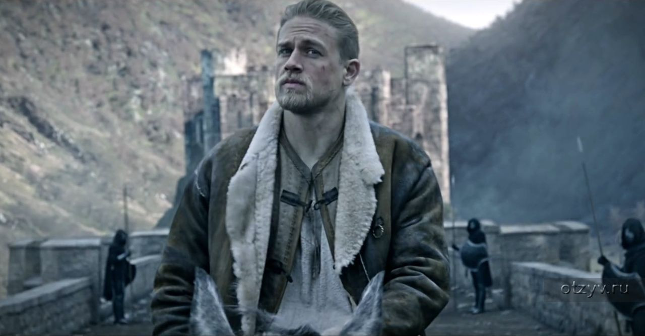 На экраны выходит «Меч короля Артура»