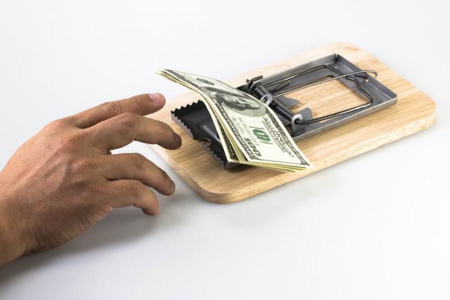 Мошенники выдумали новый способ вывода денежных средств зарубеж