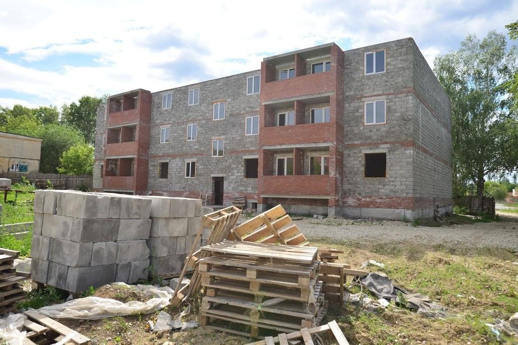 НаУрале для детей-сирот выделили гнилое жилье