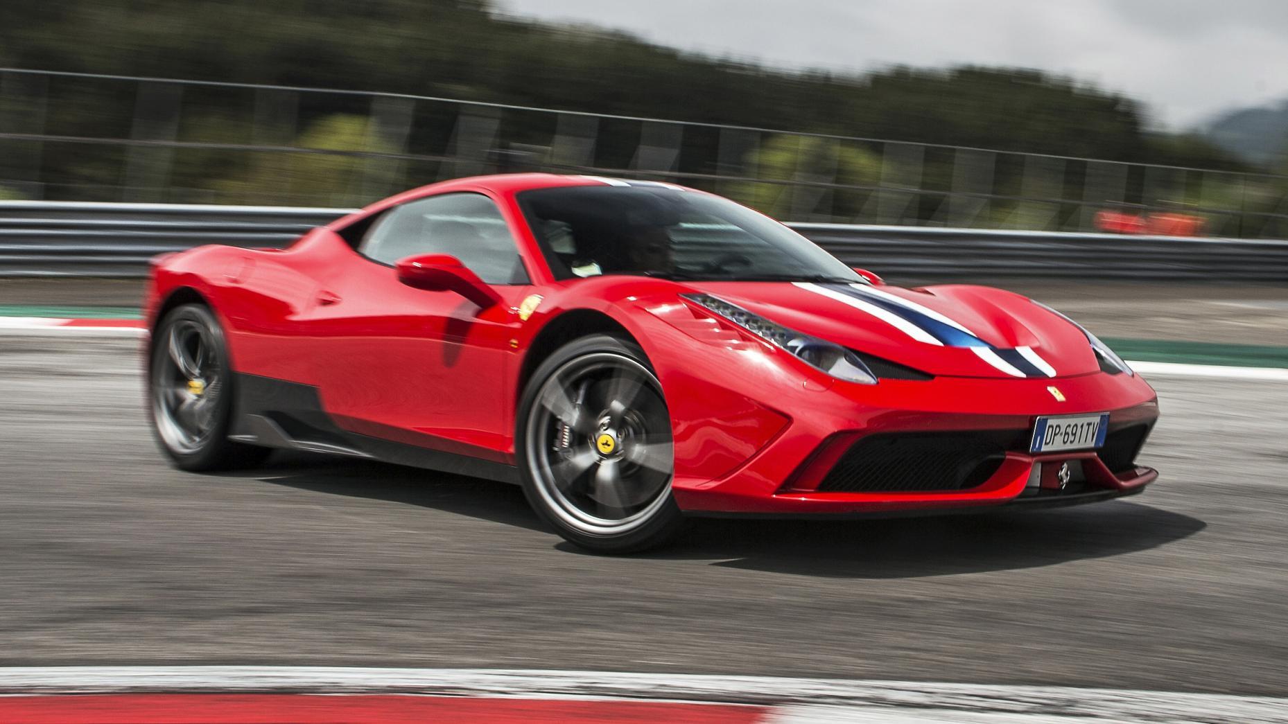 TopGear: ТОП самых наилучших авто Феррари за50 лет