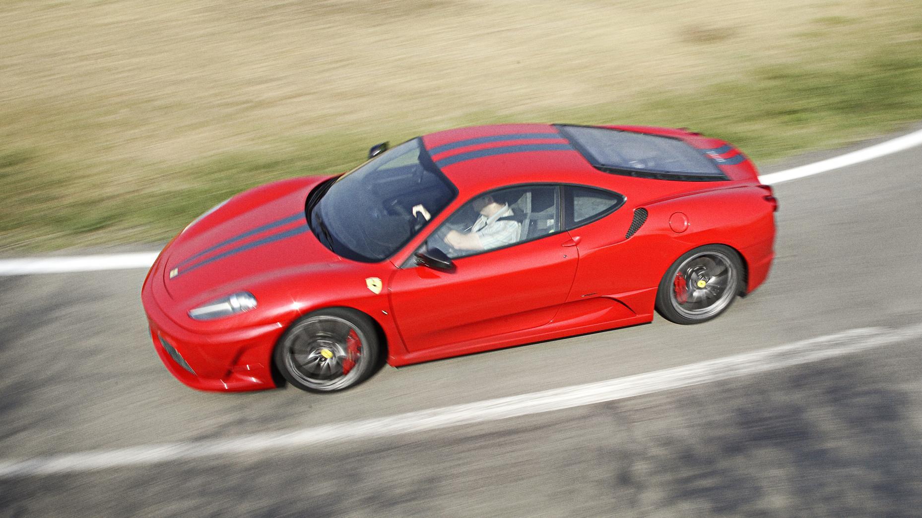 Составлен ТОП-5 самых наилучших авто итальянского бренда Феррари