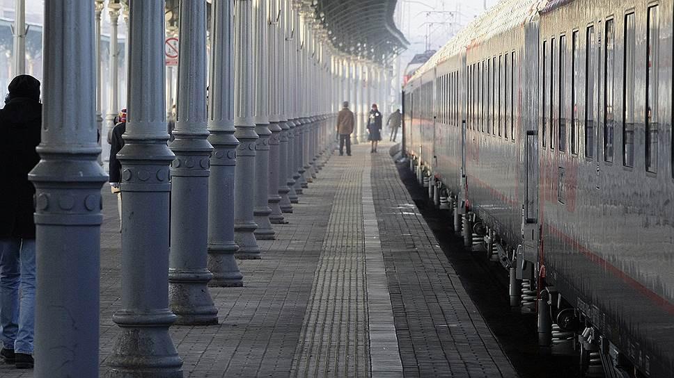 Литва отцепила свои вагоны отпоезда в столицу России