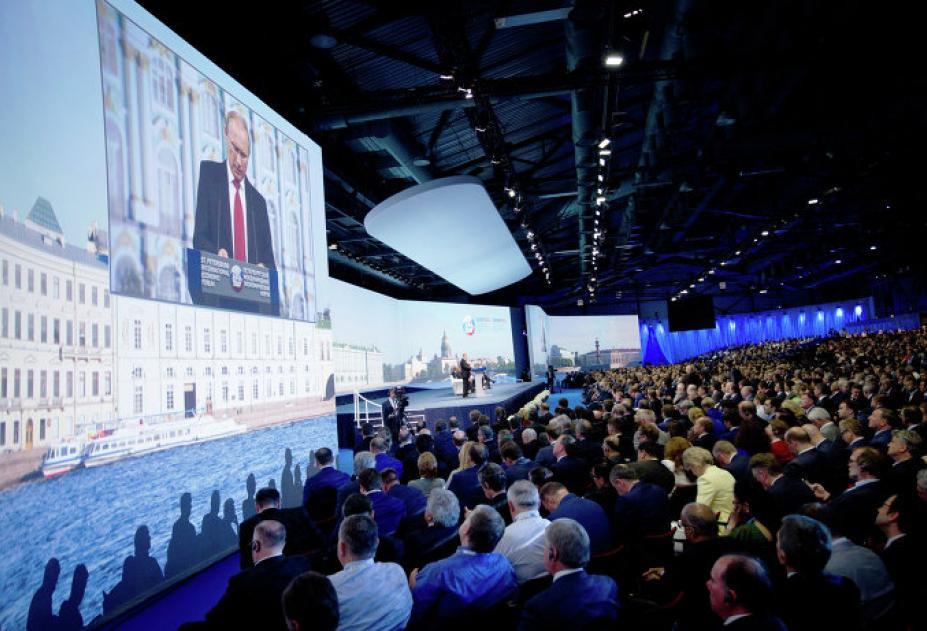 Генеральный секретарь ООН иканцлер Австрии подтвердили Кремлю присутствие наПМЭФ