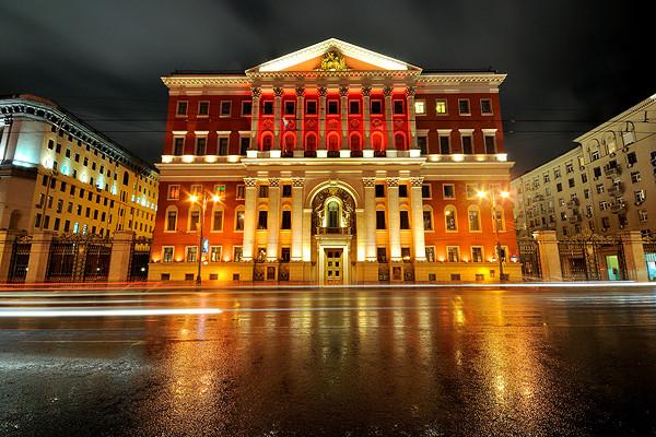 Московские власти проинформировали опопытке рейдерского захвата «Моспроекта»