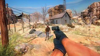 Arizona Sunshine  станет доступна с июня для PS4