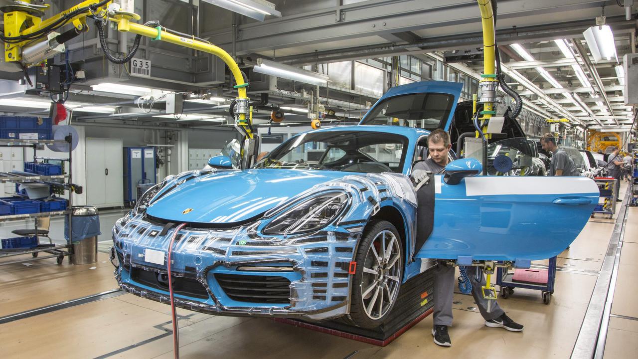 Разработку Porsche 911 Hybrid прекратили еще в2016 году