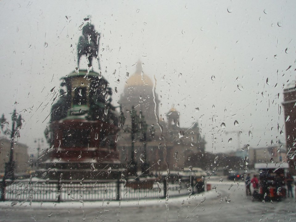 Главный синоптик Петербурга сказал, когда вгород придет реальная весна