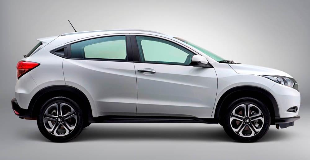 Хонда готовит обновление для компактного кроссовера HR-V
