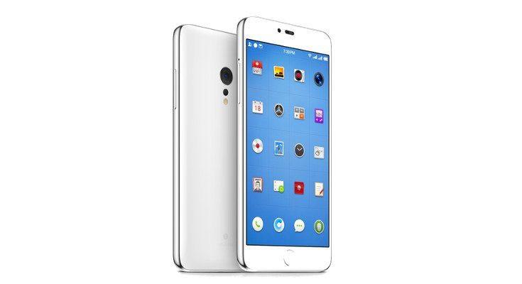 Smartisan M1 стал новым уникальным телефоном скамерой в21 МП