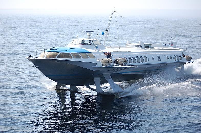 Анонсировано возобновление морского сообщения между Батуми иСочи