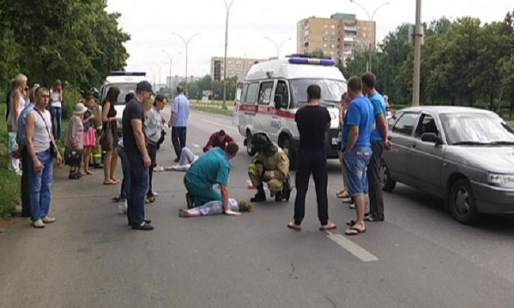 Старый шофёр сбил вВолгограде 3-летнего ребенка