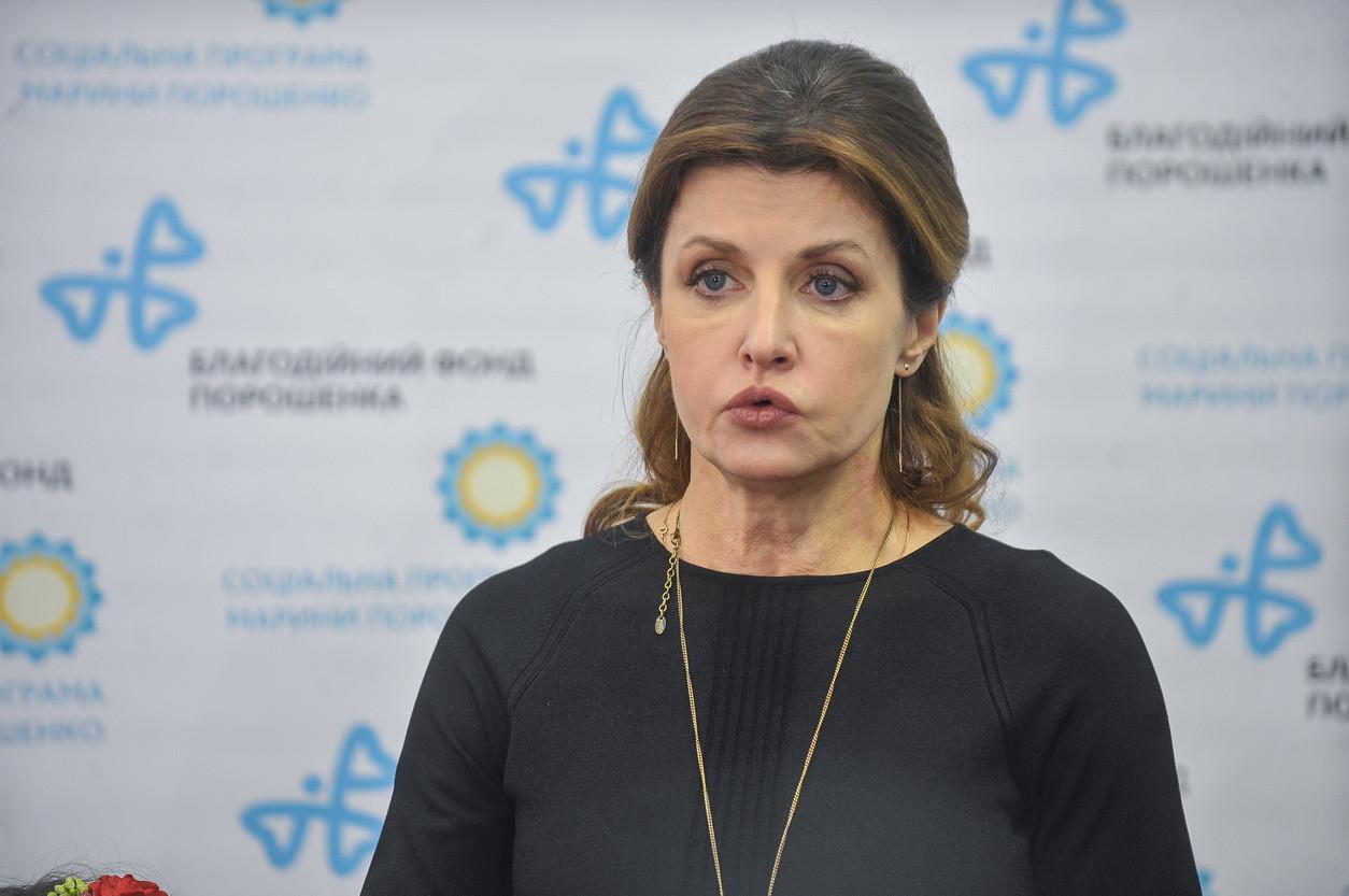 Супруга президента Украины может заняться политикой