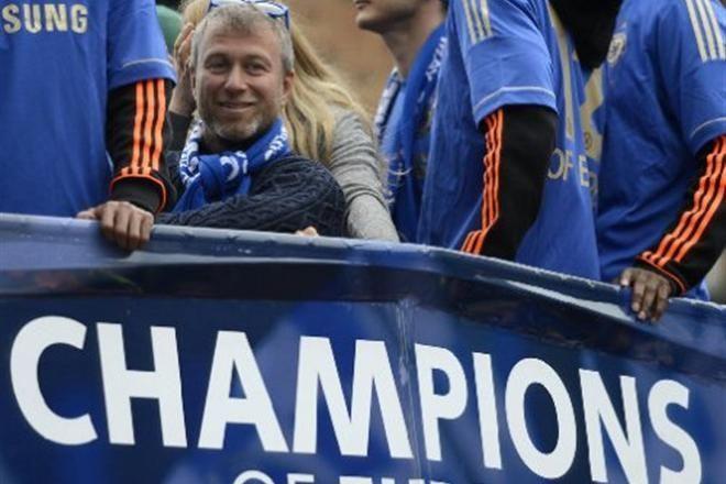 Абрамович потратил на«Челси» более 3 млрд фунтов