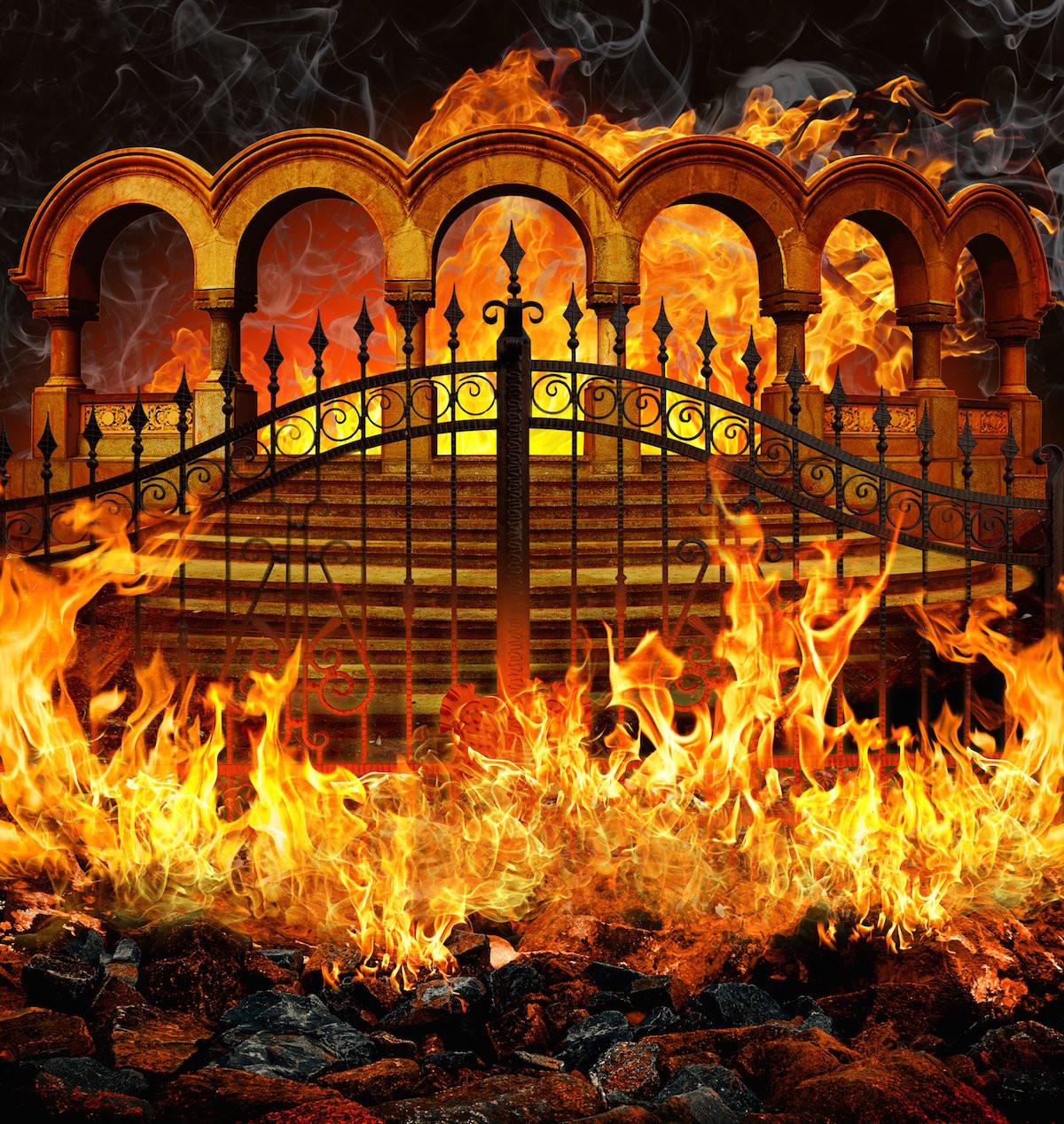 15мая будут открыты «врата ада» иначнется хаос— Ученые