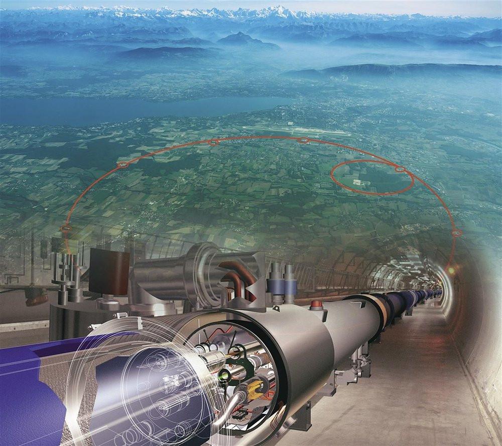 Ученые: Большой адронный коллайдер откроет ворота впараллельный мир либо ад