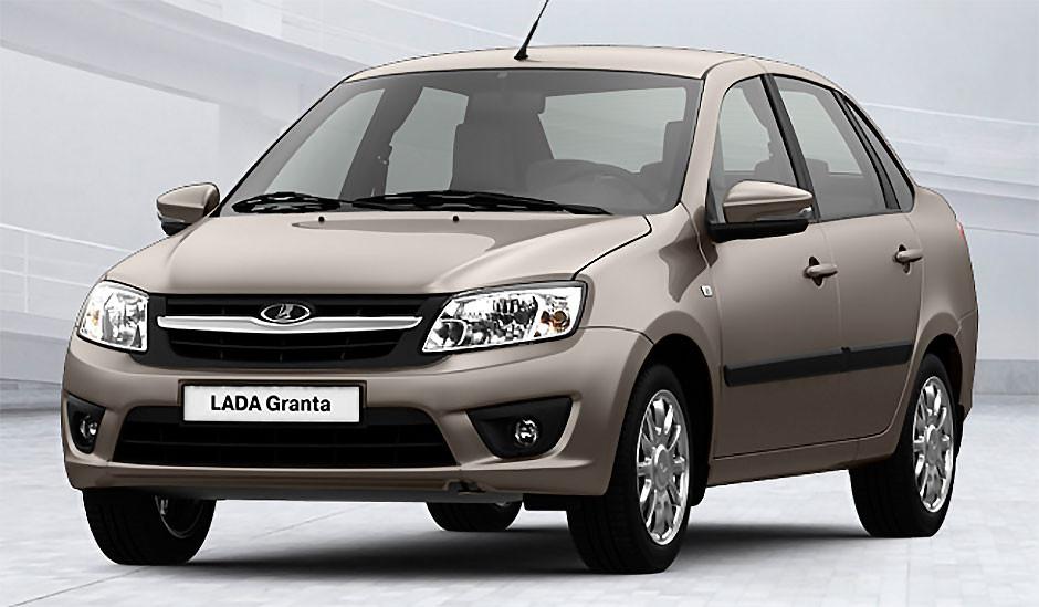 Назван ТОП-3 самых доступных авто в РФ