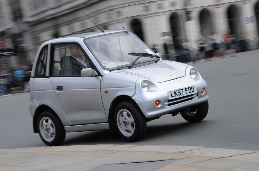 Рэнкинг уродливых моделей журнала Autocar возглавил VANDEN PLAS 1500