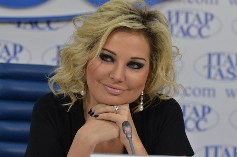 Максакова собирается выступать за Украинское государство наЕвровидении