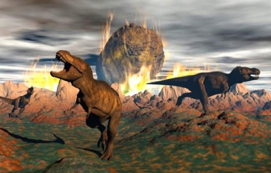 the cause of the dinosaur extinction essay