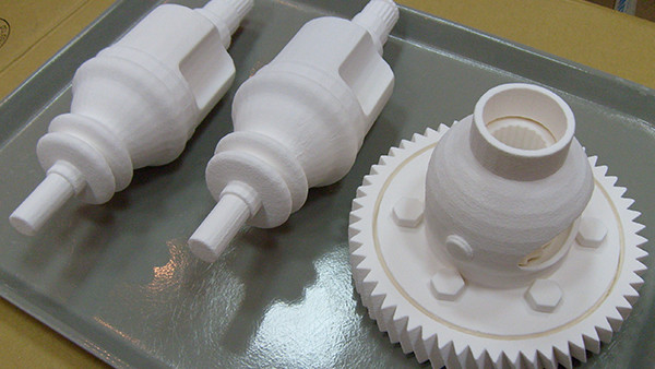 Учёные разработали технологию 3D-печати деталей спомощью воска