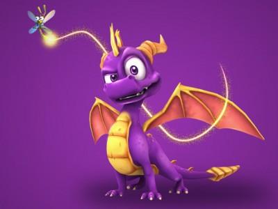 Sony намекает на продолжение культовой игры Spyro